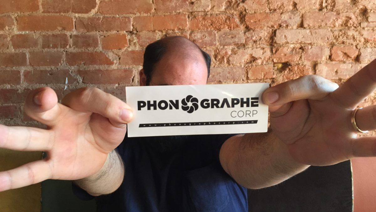 phonographecorp max d